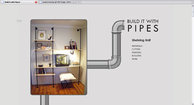 Pipe website!